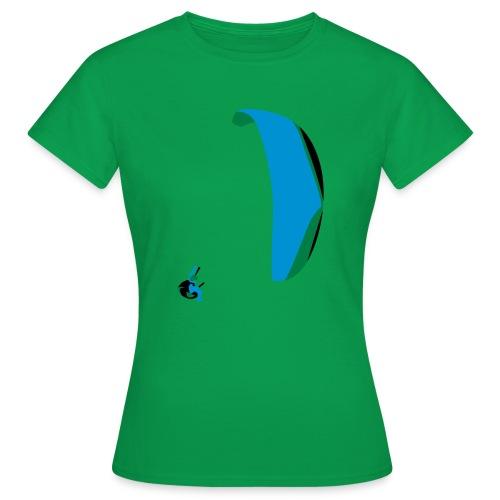 Akrobatik Paragliding - Women's T-Shirt