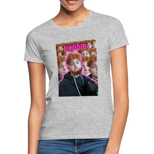 Je hoof merch - Vrouwen T-shirt