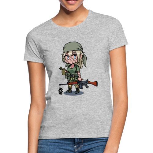 Rhodie chibi - Naisten t-paita