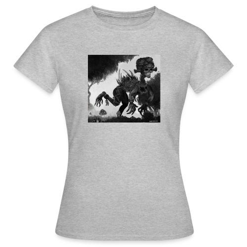 skelletoman - T-shirt dam