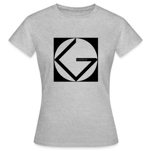 Logo Gedrizz - Maglietta da donna
