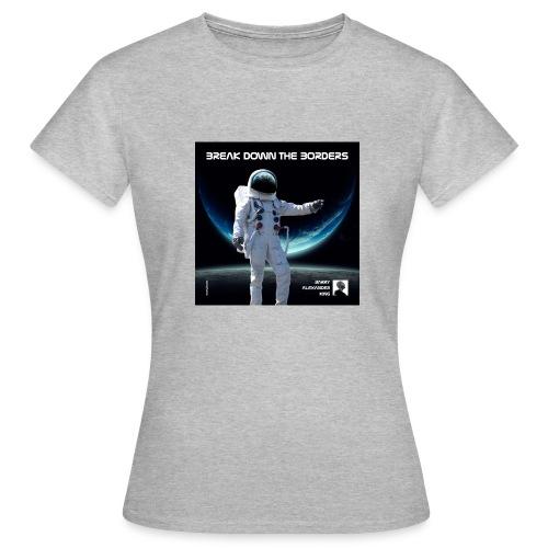 Break Down The Borders - Women's T-Shirt