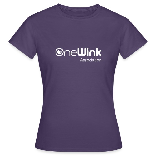 OneWink Association - T-shirt Femme