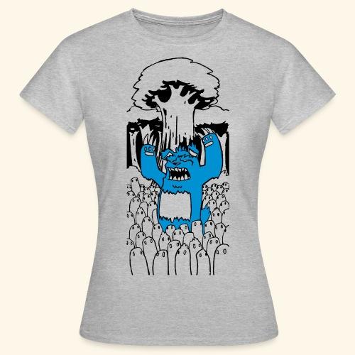 BiGBear - T-shirt Femme