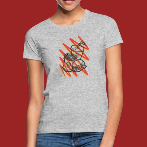 fastfoo-die - Maglietta da donna