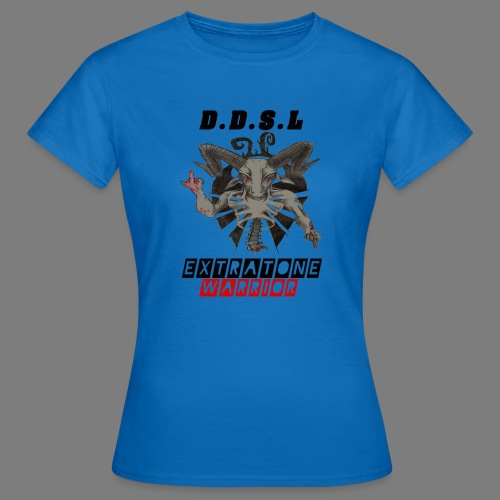 DDSL E W M.A.X - Vrouwen T-shirt