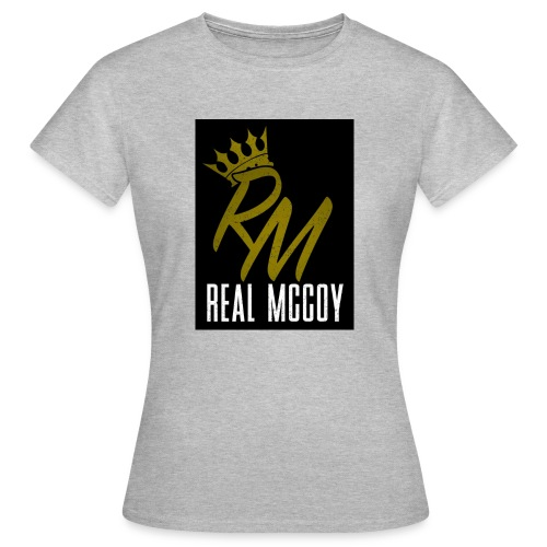 RM LOGO - Women's T-Shirt