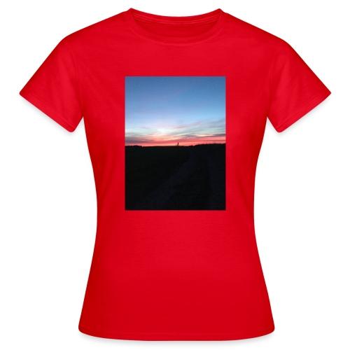 late night cycle - Women's T-Shirt