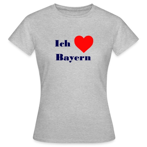 Bayern - Frauen T-Shirt