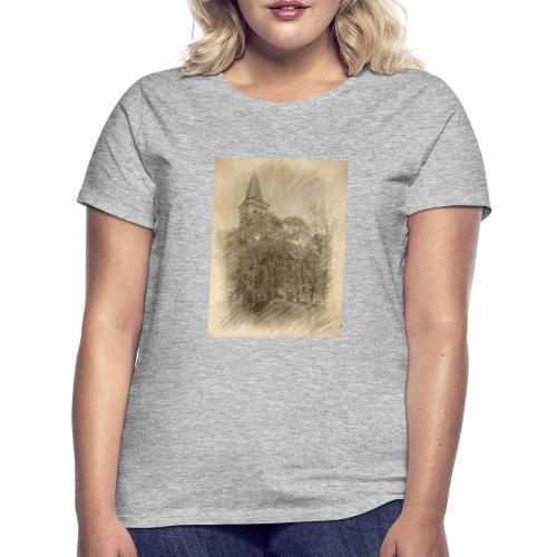 Baalberger Kirche - Frauen T-Shirt