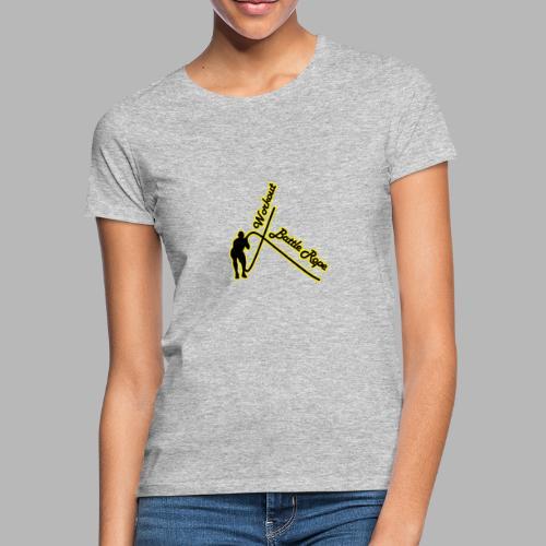 Battle Rope Workout - Frauen T-Shirt