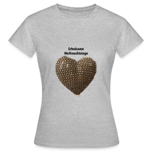 Weihnachten - Frauen T-Shirt