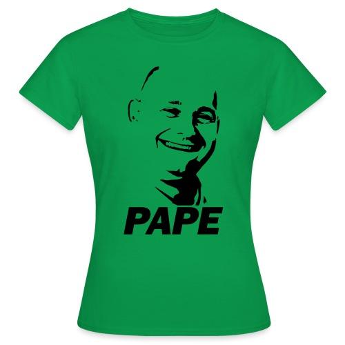 PAPE - Dame-T-shirt