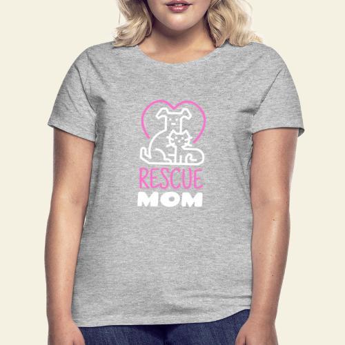 Rescue Mom - Naisten t-paita