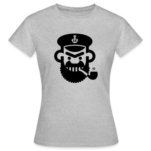 BD Captain - Frauen T-Shirt