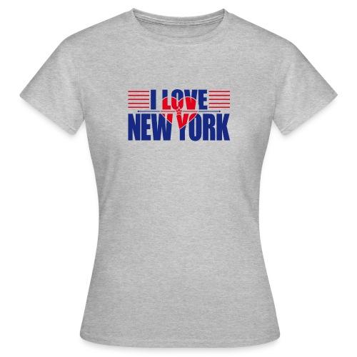 love new york - T-shirt Femme