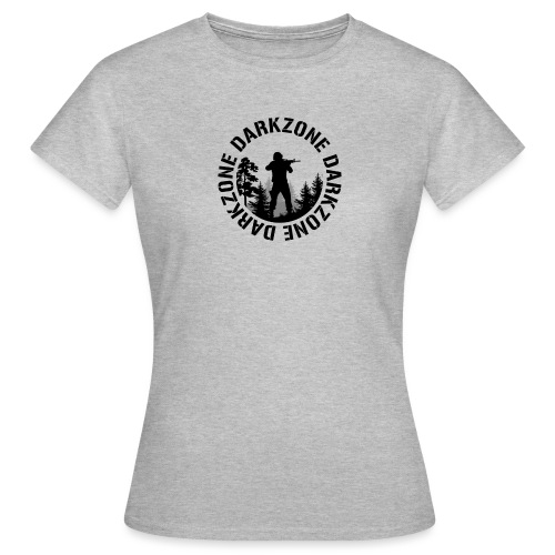 DARKZONE LOGO - Frauen T-Shirt
