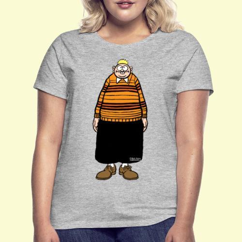 DIRKJAN Staand Solo - Vrouwen T-shirt