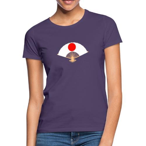 Eventail japonais - T-shirt Femme