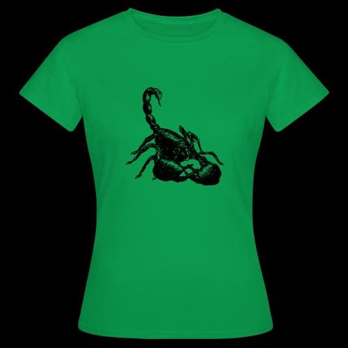 Nether Scorpion - Maglietta da donna