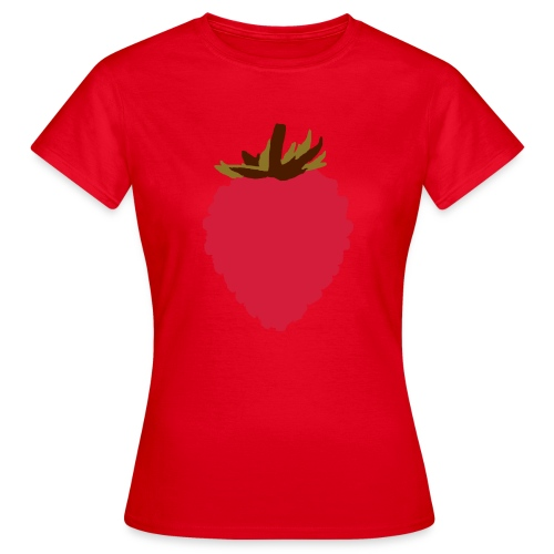 Wild Strawberry - Women's T-Shirt