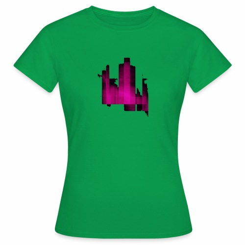 Abstract graphic - T-shirt Femme