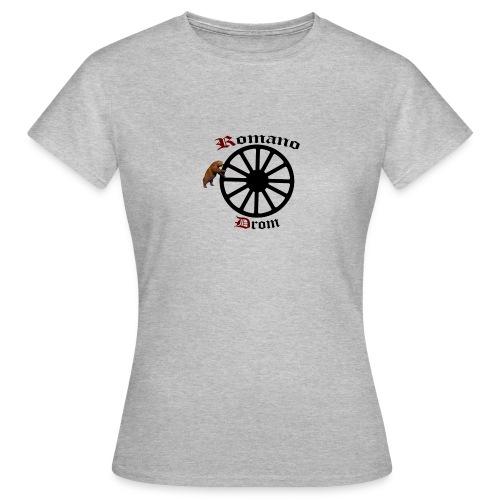 626878 2406580 lennyromanodromutanbakgrundsvartbjo - T-shirt dam