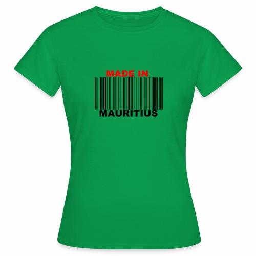 MADE IN MAURITIUS - T-shirt Femme