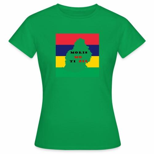 MORIS MOTIZIL - T-shirt Femme