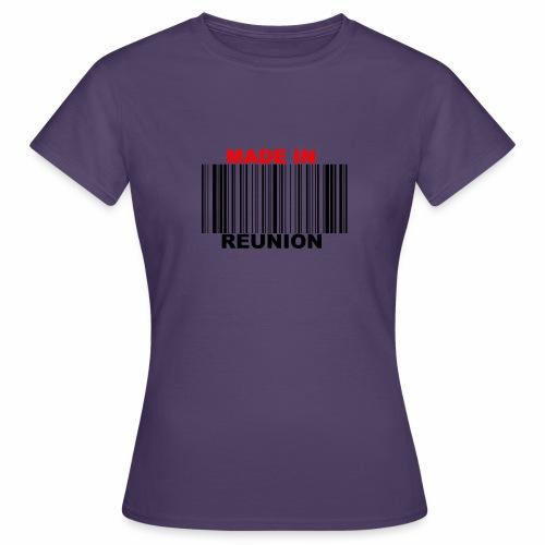 MADE IN REUNION - T-shirt Femme