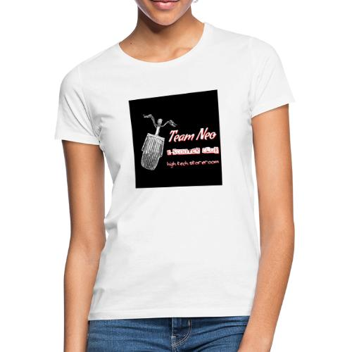 Neo Scooter Club - T-shirt Femme