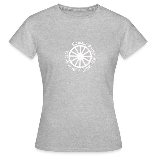 626878 2406639 lennyhjulromanifolketivit orig - T-shirt dam