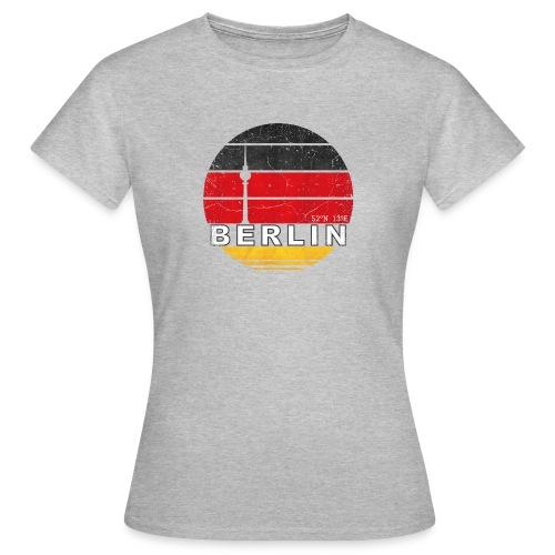 BERLIN, Germany, Deutschland - Women's T-Shirt