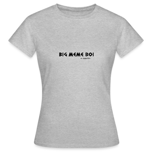the first quote by amaritto - Women's T-Shirt