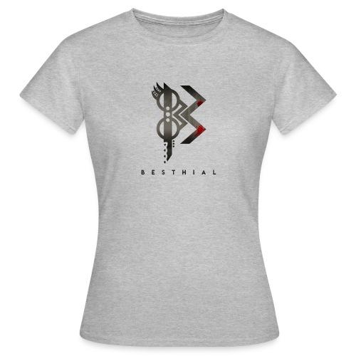 viking besthial - T-shirt Femme