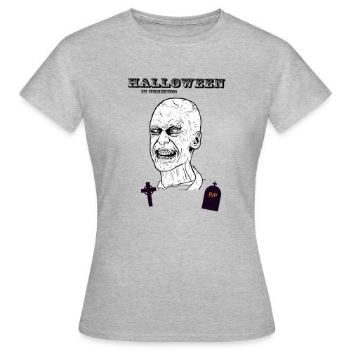 Haloween 2018 - T-shirt Femme