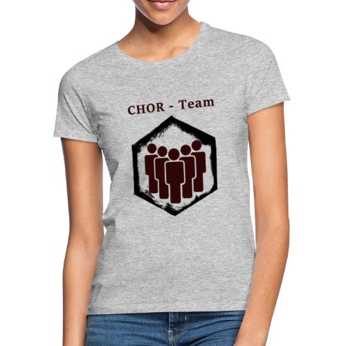 ChorTeam - Frauen T-Shirt