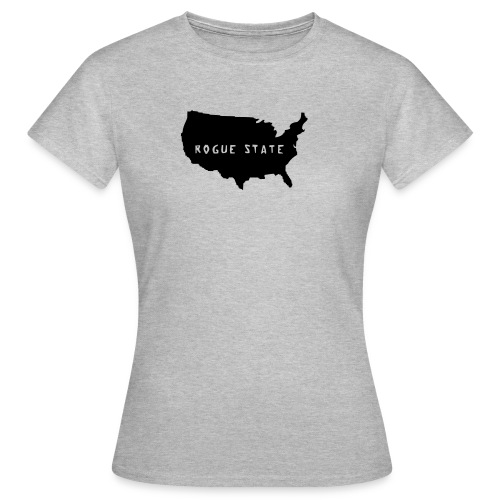 usaroguestatevectortoupload 2 - Women's T-Shirt