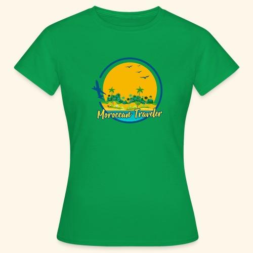 Moroccan Traveler - T-shirt Femme