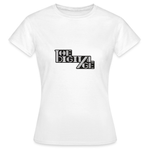TheDigitalAge - Women's T-Shirt
