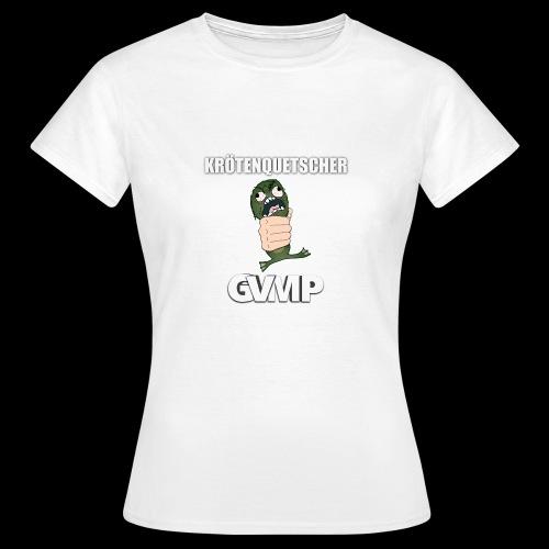 Krötenquetscher - Frauen T-Shirt