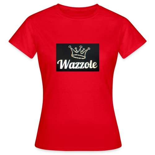 Wazzole crown range - Women's T-Shirt