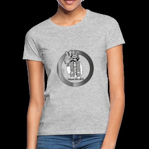 Skeletoon - T-shirt Femme
