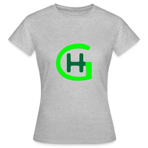 GH Logo - Frauen T-Shirt