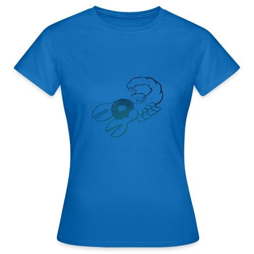 Space Scorpions?! (Stars) - Women's T-Shirt