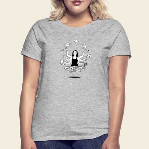 All in one - MUM - Frauen T-Shirt