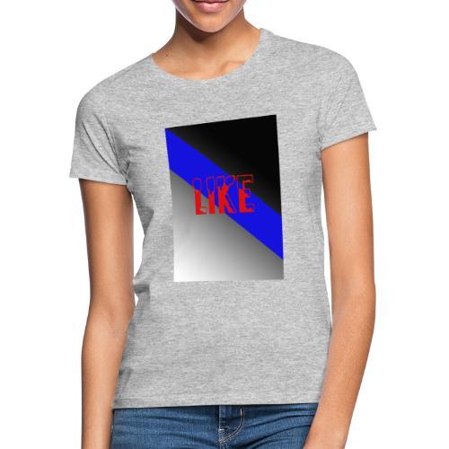 like - T-shirt Femme