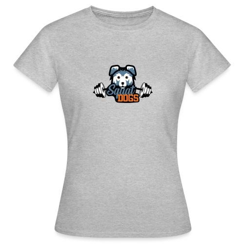 Squat - T-shirt dam