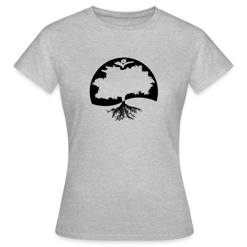 Naturals Logo Grafik - Frauen T-Shirt