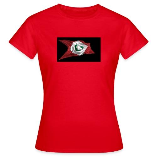 rif flag drapeau du rif de 1921 au 1927 Tamazgha.. - Vrouwen T-shirt